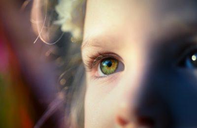 Proteggere Occhi Bambino dal sole