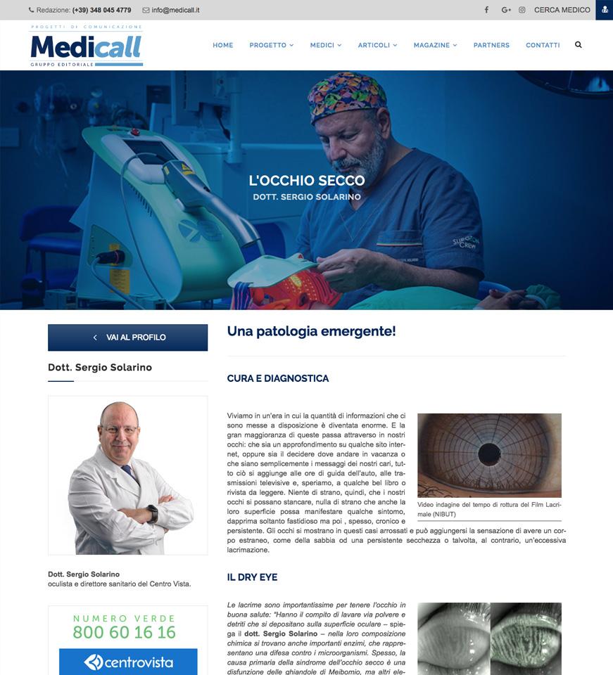 Centro Vista Sergio Solarino Medicall