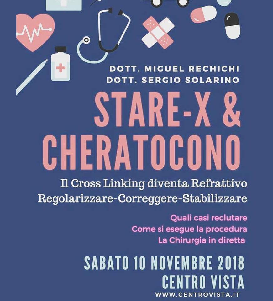 Stare-X & Cheracotono - Sergio Solarino e Miguel Rechichi